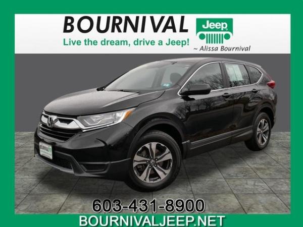 2018 Honda CR-V in Portsmouth, NH