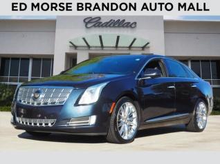 2014 Cadillac Xts Platinum Awd For Sale In Brandon Fl