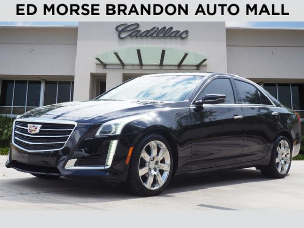 2016 Cadillac CTS in Brandon, FL
