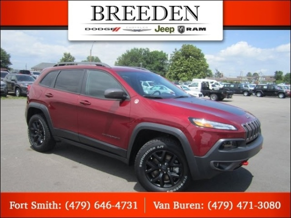 2016 Jeep Cherokee in Fort Smith, AR