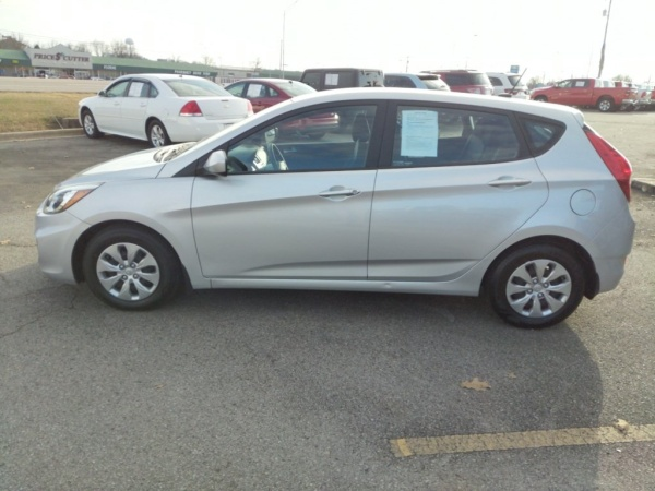2017 Hyundai Accent in Fort Smith, AR