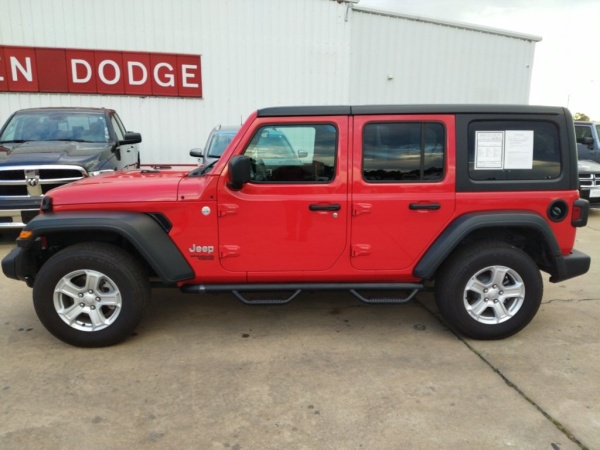 2019 Jeep Wrangler in Fort Smith, AR