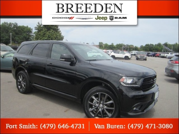 2018 Dodge Durango in Fort Smith, AR