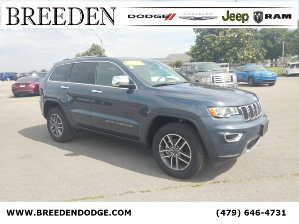 2019 Jeep Grand Cherokee in Fort Smith, AR