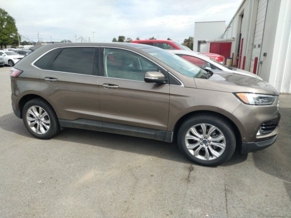 2019 Ford Edge in Fort Smith, AR