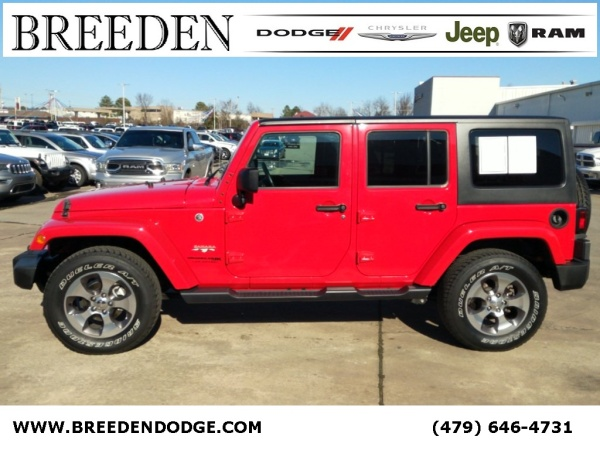 2018 Jeep Wrangler in Fort Smith, AR