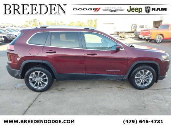 2020 Jeep Cherokee in Fort Smith, AR