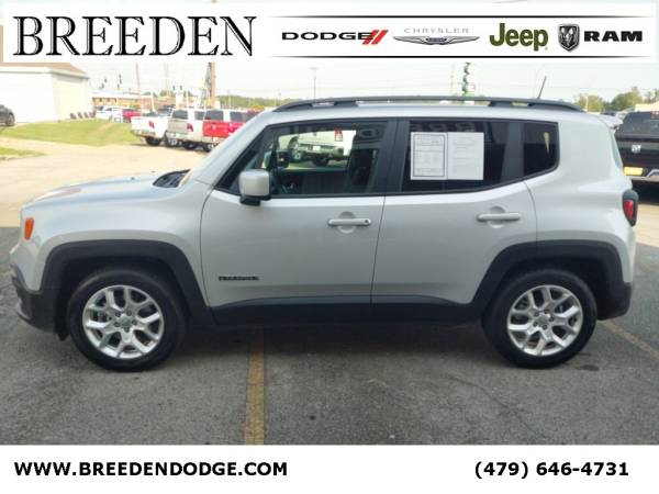 2018 Jeep Renegade in Fort Smith, AR