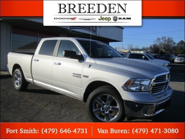 2017 Ram 1500 in Fort Smith, AR