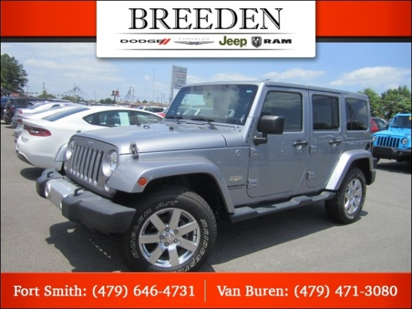 2014 Jeep Wrangler in Fort Smith, AR