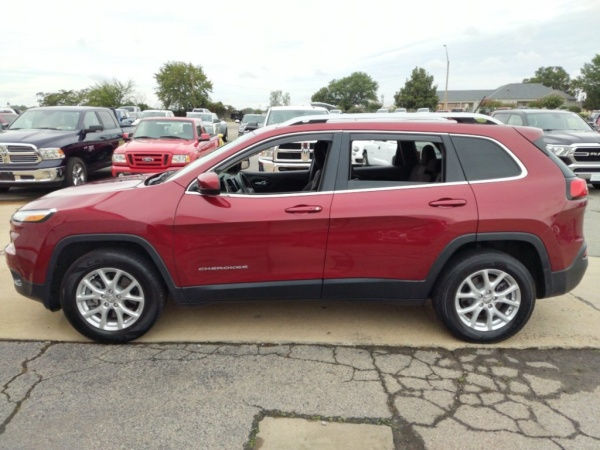 2014 Jeep Cherokee in Fort Smith, AR
