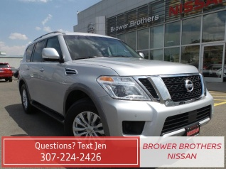 Captivating Used 2017 Nissan Armada SV AWD For Sale In Rock Springs, WY
