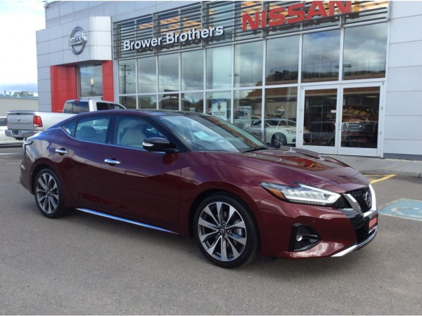 2019 Nissan Maxima in Rock Springs, WY
