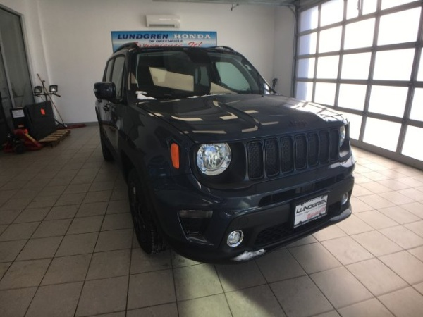 2020 Jeep Renegade in Greenfield, MA