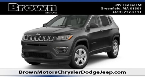2019 Jeep Compass in Greenfield, MA