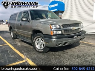 2003 Chevrolet Silverado 1500 LT Extended Cab Long Box 4WD Automatic For Sale In Eminence