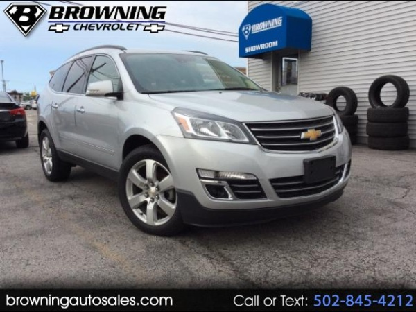 2017 Chevrolet Traverse in Eminence, KY