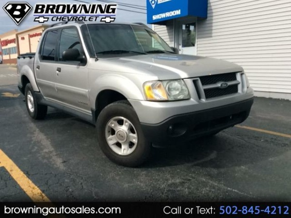 2002 Ford Explorer Sport Trac in Eminence, KY