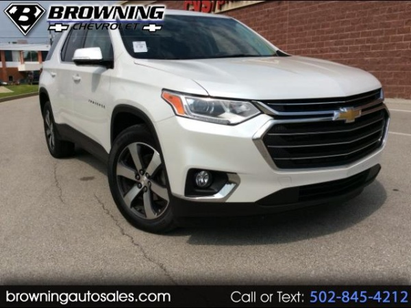 2018 Chevrolet Traverse in Eminence, KY