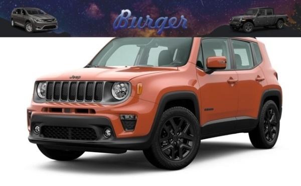 2020 Jeep Renegade in Terre Haute, IN