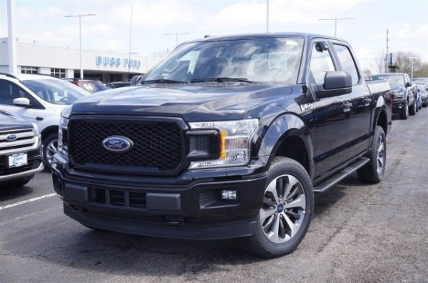 2019 Ford F-150 in Mchenry, IL