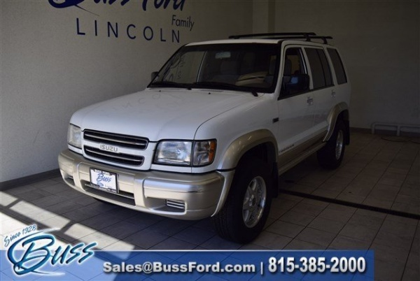 Top 50 Used Isuzu Trooper For Sale Near Me