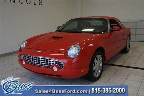 2002 Ford Thunderbird in Mchenry, IL