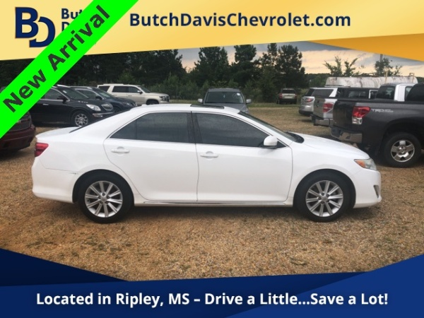 2012 Toyota Camry in Ripley, MS