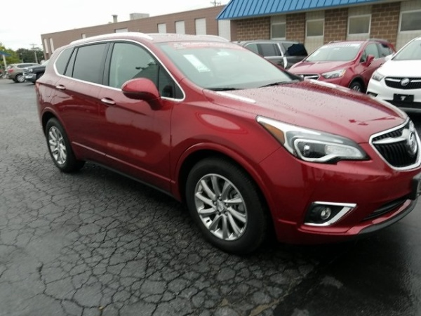 2019 Buick Envision in Independence, MO