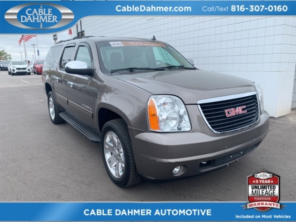 Cable Dahmer Gmc >> 2013 Gmc Yukon Xl 1500 Slt 4wd For Sale In Independence Mo