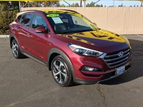 2016 Hyundai Tucson in Manteca, CA