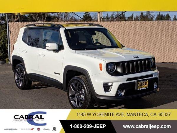 2020 Jeep Renegade in Manteca, CA