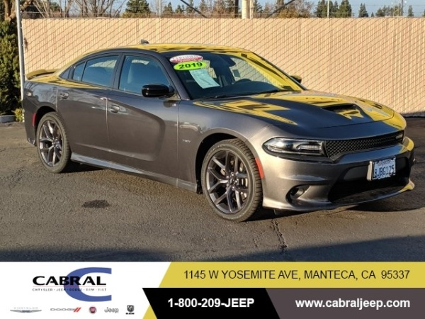 2019 Dodge Charger in Manteca, CA