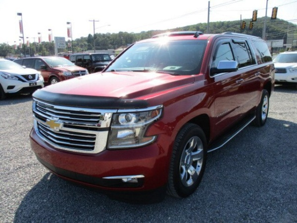 2015 Chevrolet Suburban in Knoxville, TN