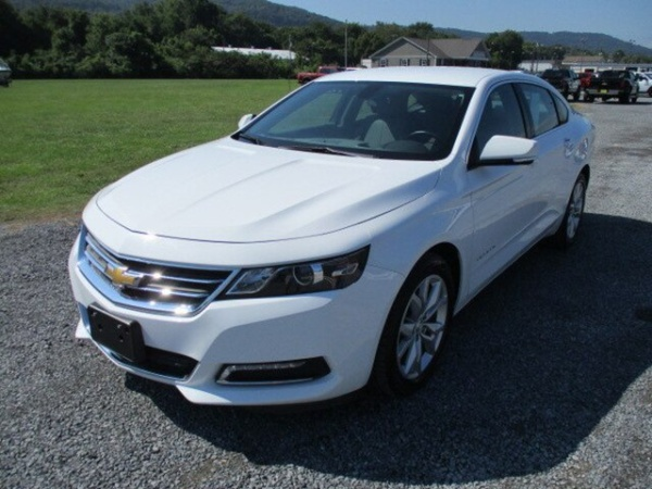 2019 Chevrolet Impala in Knoxville, TN