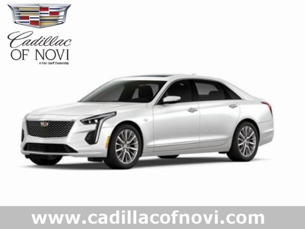 2019 Cadillac CT6 Luxury
