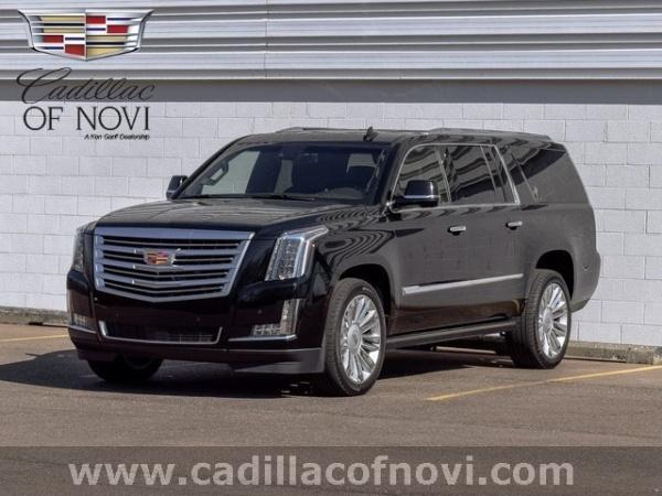 2020 Cadillac Escalade in Novi, MI