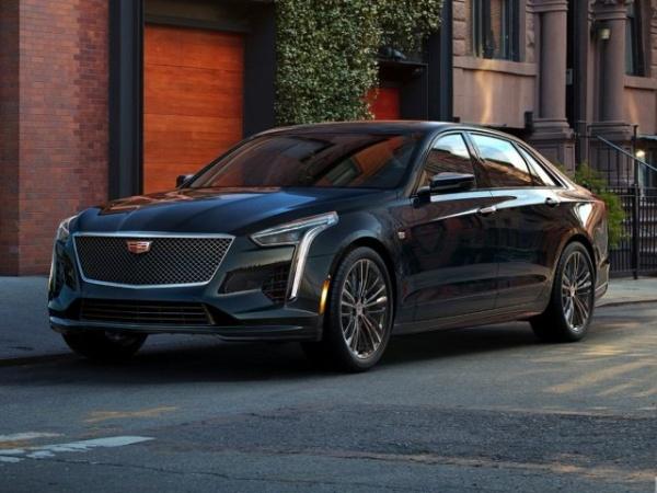 2019 Cadillac CT6-V in Novi, MI