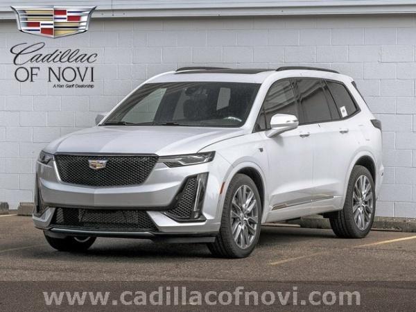 2020 Cadillac XT6 in Novi, MI