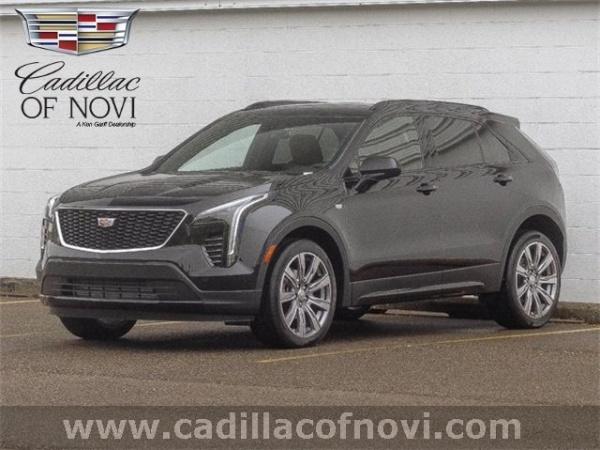 2020 Cadillac XT4 in Novi, MI