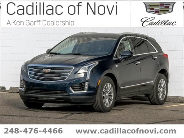 2017 Cadillac XT5 in Novi, MI