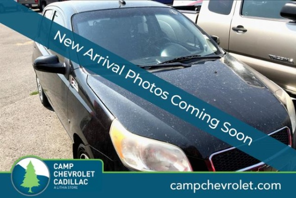 2009 Chevrolet Aveo LT with 1LT Hatch For Sale in Spokane