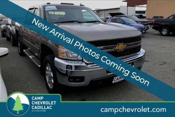 2013 Chevrolet Silverado 2500HD in Spokane, WA