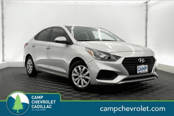 2018 Hyundai Accent SE Manual For Sale in Spokane, WA | TrueCar