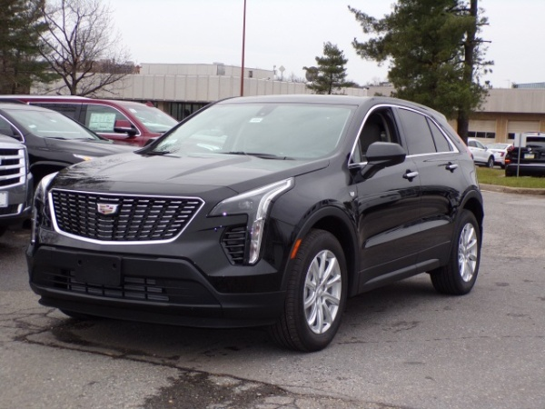 2019 Cadillac XT4 AWD Luxury