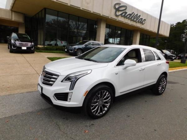 2017 Cadillac XT5 in Greenbelt, MD