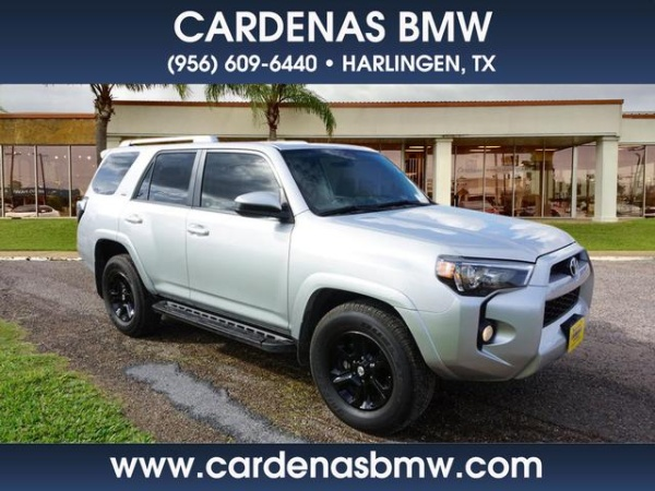 2018 Toyota 4Runner in Harlingen, TX