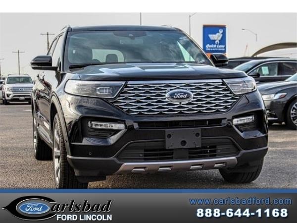 2020 Ford Explorer in Carlsbad, NM