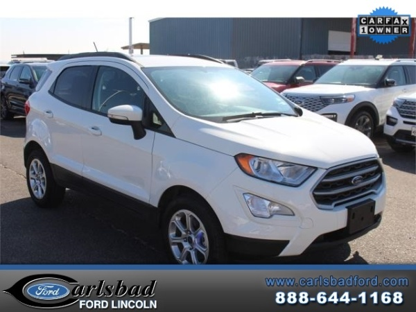 2019 Ford EcoSport in Carlsbad, NM
