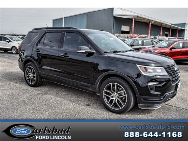 2018 Ford Explorer in Carlsbad, NM